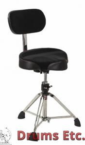 Gibraltar Pro Motorcycle Throne With Back Rest 9608MB