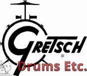 Gretsch Renown Maple Series UV Gloss Premium Finish Component Toms