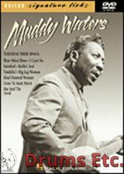 MUDDY WATERS - Guitar Signature Licks (DVD)