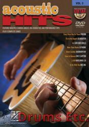 ACOUSTIC HITS - Guitar Play-Along DVD Volume 3 (DVD)