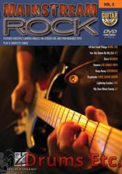 MAINSTREAM ROCK - Guitar Play-Along DVD Volume 5 (DVD)