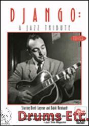 Django - A Jazz Tribute (DVD)