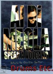 Al Di Meola - Speak a Volcano: Return to Electric Guitar (DVD)
