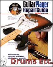 THE GUITAR PLAYER REPAIR GUIDE - 3RD REVISED EDITION (Book)