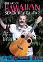 THE ART OF HAWAIIAN SLACK KEY GUITAR (DVD)