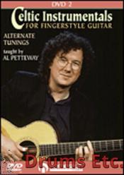 CELTIC INSTRUMENTALS FOR FINGERSTYLE GUITAR VOL. 2 (DVD)