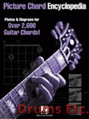 PICTURE CHORD ENCYCLOPEDIA (Book)