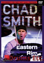 CHAD SMITH - EASTERN RIM (DVD)