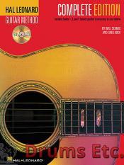 Hal Leonard Guitar Method Complete Edition W/ CD