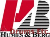 Humes & Berg Tuxedo Padded Bass Drum Bags