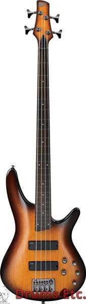 Ibanez Soundgear SR Series Fretless Electric Bass SR370FBBT