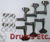 Ibanez Bass Gotoh Machine Head Set 2MH1G7733K