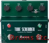Ibanez TS808DX Tube Screamer Overdrive Pro Effect Pedal
