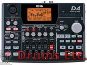 Korg D4 Digital Recorder