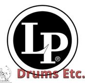 Latin Percussion Comfort Curve II Bongo Rims