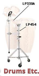 Latin Percussion Double Conga Stand Bongo Bracket LP454