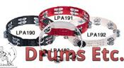 Latin Percussion Aspire Plastic Tambourines