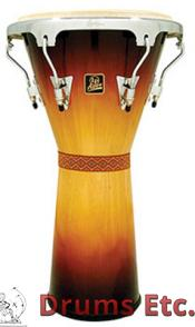 Latin Percussion Aspire Tunable Wood Djembes LPA630