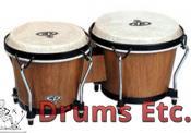 Latin Percussion CP Traditional Bongos CP221