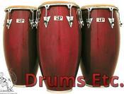 Latin Percussion Classic Wood Congas