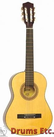 Lauren LA30N 1/2 Size Nylon String Guitar