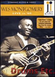 WES MONTGOMERY - LIVE IN 65 (DVD)