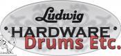 Ludwig Hard Felt Rocker II Pedal Beater L1281