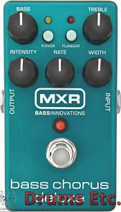 MXR M83 Bass Chorus Deluxe Effect Pedal