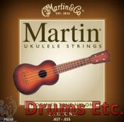 Martin Nylon Baritone Ukulele Strings M630