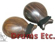Mid-East Castanets Rosewood CASR