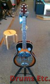 Montana Resonator Guitar MTD103SB Like New Condition