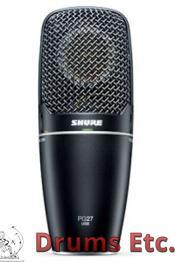 Shure Side Address Condenser Microphone PG27USB