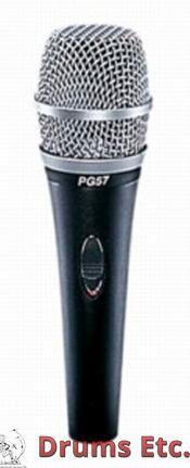 Shure Dynamic Instrument Microphone PG57XLR