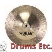 """13"""" Wuhan China Cymbal WU104-13"""
