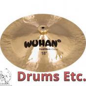 """18"""" Wuhan China Cymbal WU104-18"""