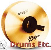 "14"" A Zildjian Band & Orchestral Series Z-MAC Cymbals A0471"