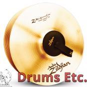 "16"" A Zildjian Band & Orchestral Series Z-MAC Cymbals A0475"