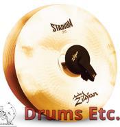 """20"""" A Zildjian Band & Orchestral Series Stadium Medium Cymbals A0485"""