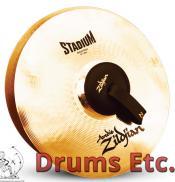 "16"" A Zildjian Band & Orchestral Series Stadium Medium Heavy Cymbals A0487"