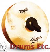 "18"" A Zildjian Band & Orchestral Series Stadium Medium Heavy Cymbals A0495"