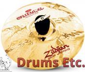 "9"" Zildjian FX Series Oriental Trash Splash Cymbal A0609"