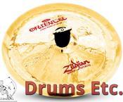 "12"" Zildjian FX Series Oriental China Trash Cymbal A0612"