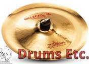 "13"" Zildjian FX Series Oriental China Trash Cymbal A0613"