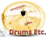"16"" Zildjian FX Series Oriental China Trash Cymbal A0616"