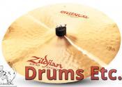 "20"" Zildjian FX Series Oriental Crash of Doom Cymbal A0621"