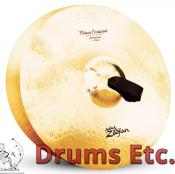 "18"" A Zildjian Band & Orchestral Series Classic Orchestral Selection Medium Heavy Cymbals A0761"