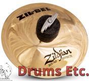 """6"""" Zildjian FX Series Small Zil-Bel A20001"""