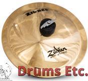 "9.5"" Zildjian FX Series Large Zil-Bel Cymbal A20002"