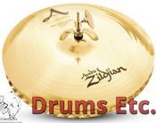 "15"" Zildjian A Custom Series Mastersound Hi-Hat Cymbals"