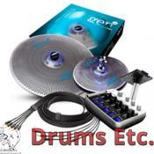 Zildjian Gen16 AE Cymbal 38 Box Set G16AEBS3